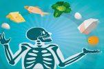 Δείτε πώς μπορείτε να προλάβετε διατροφικά την οστεοπόρωση