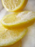 Λεμόνι και ζάχαρη για λαμπερό δέρμα!