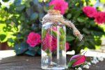 Σέρουμ για λάμψη και λεύκανση με αλόη και τριαντάφυλλο.