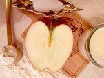 Χειροποίητη μάσκα με μήλο