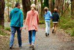 Το περπάτημα μειώνει τον κίνδυνο πρόωρου θανάτο