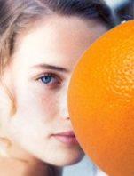 Κρέμα Πορτοκαλιού /Γκρέιπ Φρουτ για λιπαρές Επιδερμίδες