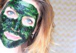 Αντιγηραντική, σούπερ συσφικτική μάσκα προσώπου με σπιρουλίνα!