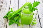 Τι συμβαίνει στο σώμα σου όταν πίνεις χυμό σέλινου κάθε μέρα