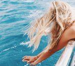 Με αυτή την DIY θα προστατέψεις τα μαλλιά σου μετά την θάλασσα