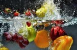 Πως να αφαιρέσετε τα φυτοφάρμακα από τα φρούτα και τα λαχανικά σας