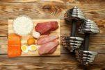 Πώς ν' αποκτήσετε μυϊκή μάζα: δέκα τροφές