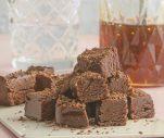Υγιεινά brownies ψυγείου χωρίς ψήσιμο και χωρίς ζάχαρη