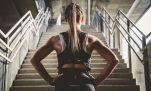 3 πολύ καλοί λόγοι για να γυμναστείς ανεβοκατεβαίνοντας σκαλοπάτια