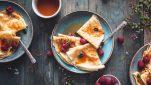 Φτιάξτε γλυκές κρέπες στο φούρνο -Υγιεινές και αφράτες, χωρίς ζάχαρη και ενοχές