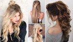 Δέκα εντυπωσιακά χτενίσματα για μακριά μαλλιά