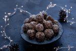 Μελομακάρονα χωρίς ψήσιμο, χωρίς αλεύρι, χωρίς ζάχαρη: Η εναλλακτική της διαιτολόγου για το πιο γιορτινό γλυκό