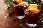Συνταγή για Glühwein, το ζεστό κρασί των Χριστουγέννων