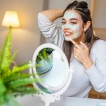 Ενυδατική μάσκα – πίλινγκ για αφυδατωμένο δέρμα