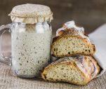 Συνταγές για μαγιά και προζύμι: Πως να τα φτιάξετε μόνοι σας στο σπίτι-ΦΩΤΟ