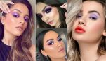 Μακιγιάζ ματιών σε μωβ αποχρώσεις: 20+1 ιδέες με το κορυφαίο trend της σεζόν