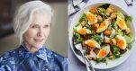 Είναι 69 ετών μοντέλο και  διατροφολόγος, μοιάζει 20 χρόνια μικρότερη και μοιράζεται τη μυστική διατροφή της που τη κρατά νέα κι όμορφη
